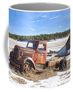 Put Out To Pasture Coffee Mug