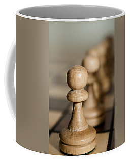 Pawns Coffee Mug