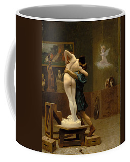 Pygmalion And Galatea Coffee Mug