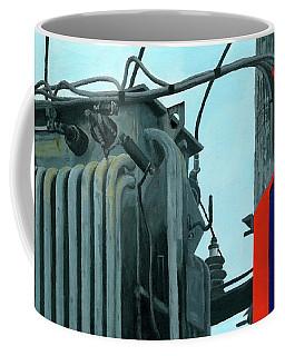 Pylon Coffee Mug