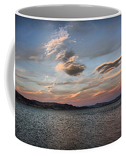 Pyramid Lake Coffee Mug