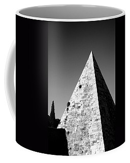 Pyramid Of Cestius Coffee Mug