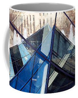 Pyramid Skylights Coffee Mug