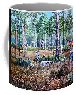 Quail Hunting...a Southern Tradition. Coffee Mug