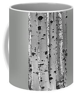 Quaking Aspen Zion National Park Coffee Mug