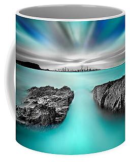 Quantum Divide Coffee Mug