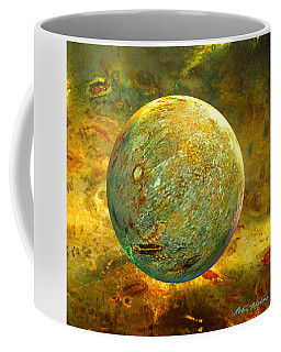 Quantum Soul...orb Of Light Coffee Mug