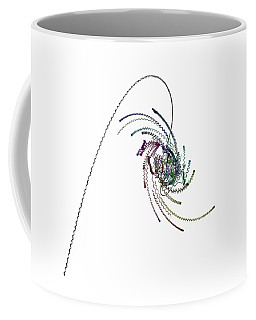 Quaternionic Blow 1 Coffee Mug