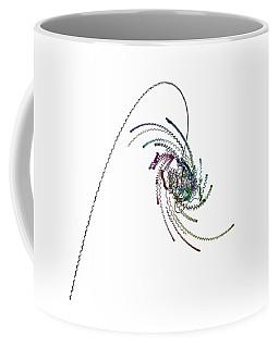 Quaternionic Blow 1 Coffee Mug
