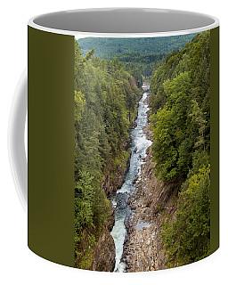 Quechee Gorge State Park Coffee Mug