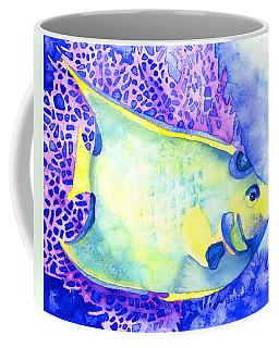 Queen Angelfish Coffee Mug