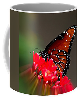 Queen Butterfly II Coffee Mug
