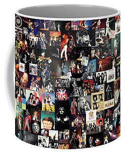Queen Collage Coffee Mug
