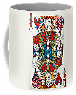 Queen Of Hearts - Wip Coffee Mug