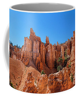 Queens Garden Window Coffee Mug
