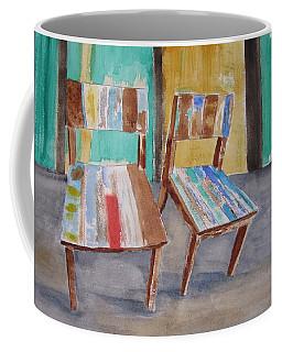 Quiet Place Coffee Mug