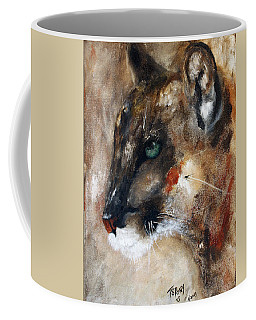 Quiet Thunder Seeker Coffee Mug