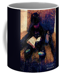 Quiet Time Coffee Mug