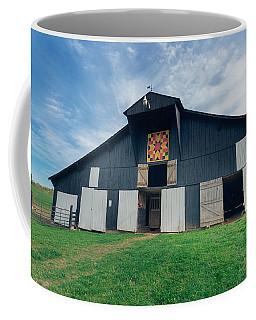 Quilted Barn Coffee Mug