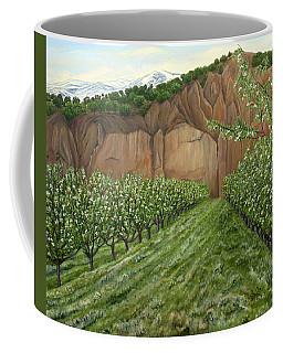 Quince Trees Coffee Mug