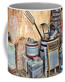 Quitting Time By Diana Sainz Coffee Mug