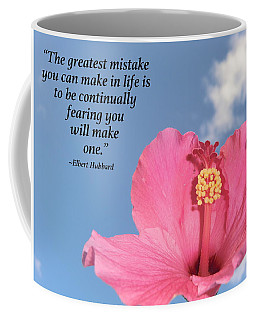 Quotes For The Soul Coffee Mug