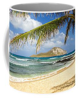Rabbit Island 1 Coffee Mug by Leigh Anne Meeks