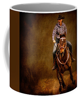 Racing To Win Coffee Mug
