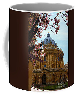 Radcliffe Camera Bodleian Library Oxford  Coffee Mug by Terri Waters