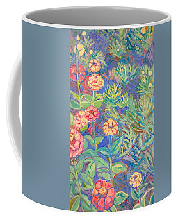 Radford Library Butterfly Garden Coffee Mug