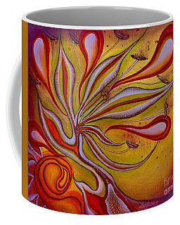 Radiance Of Purpose Coffee Mug