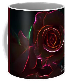 Radiant Rose  Coffee Mug
