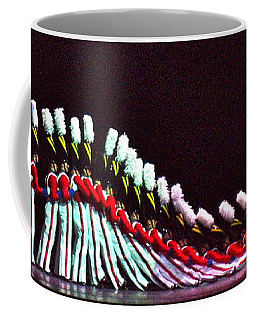 Radio City Rockettes Coffee Mug by Carol  Bradley