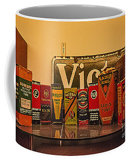 Radio Tubes Coffee Mug