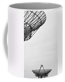 Radiotelescope Antennas.  Coffee Mug