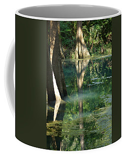 Radium Springs Creek In The Summertime Coffee Mug