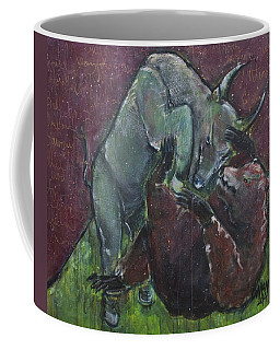 Rage And Roar Coffee Mug