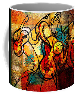 Ragtime Coffee Mug
