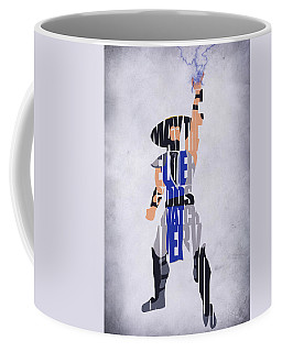 Raiden - Mortal Kombat Coffee Mug