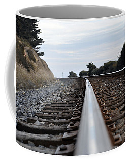 Rail Rode Coffee Mug