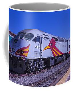 Rail Runner Santa Fe Coffee Mug