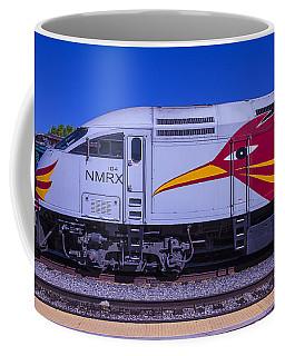 Rail Runner Train Coffee Mug