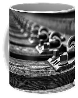 Rail Tie Coffee Mug