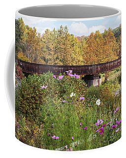Railroad Bridge Coffee Mug