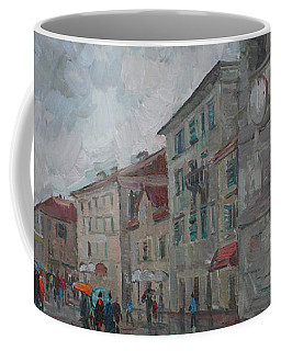 Rain In Kotor Coffee Mug
