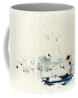 Rain Coffee Mug by Jacqueline McReynolds