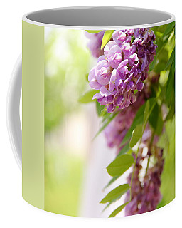 Rain Of Petals Coffee Mug by Tracy Male