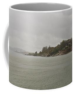 Rain Of Tartan Colours Coffee Mug