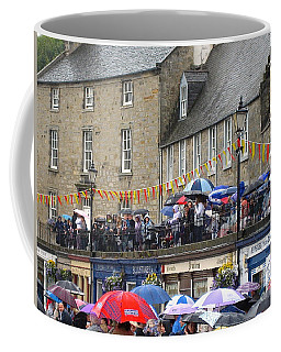 Rain On The Parade Coffee Mug by Suzanne Oesterling