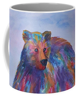 Rainbow Bear Coffee Mug